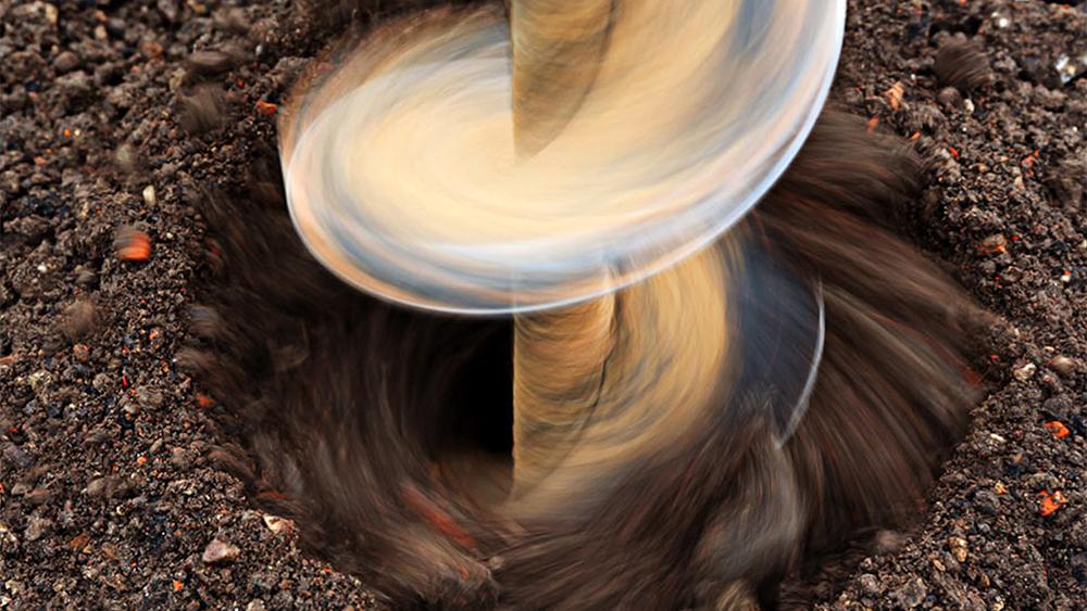 Ako prebieha vŕtanie studne?